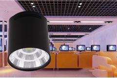 Đèn ống bơ Led chip Bridgelux chiếu rọi 12w TL-THB9-12