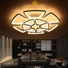 Đèn Led Mâm ốp trần trang trí Chung cư hiện đại 3 màu TL-ML013